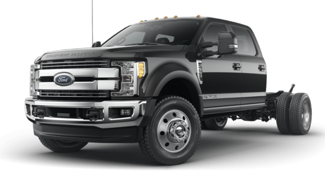 New 2019 Ford Chassis Cab F-550 Lariat Commercial-truck for sale near Farmington, MI